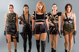 sound of music halloween costumes how to diy taylor swift u0027s badass bad blood group costumes brit co