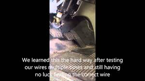 freightliner taillight video part 1 youtube