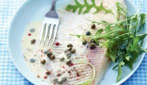cuisiner une raie ailes de raie surgelés les poissons crustacés picard