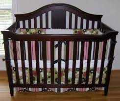 Custom Girls Bedding by 40 Best Pink And Green Baby Bedding Images On Pinterest Baby