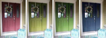 exterior door paint and front door paint designs image 19 of 22