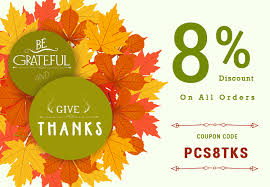 welcome the season with 8 discount on thanksgiving day