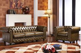 Online Get Cheap Chesterfield Sofa Leather Aliexpresscom - Chesterfield sofa design
