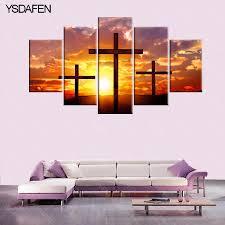 online get cheap cross canvas art aliexpress com alibaba group