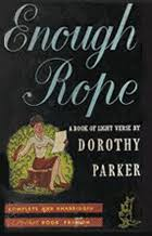 Resume Dorothy Parker Poetry Selections