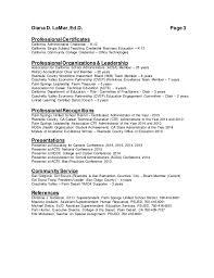 Sample Welder Resume by Diana Dolan Lamar Resume