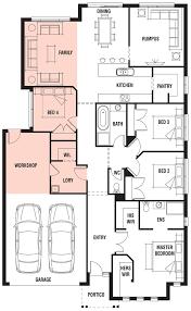 Porter Davis Homes Floor Plans London 24 Aspire Designer Homes