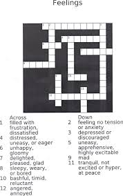 crossword puzzle thanksgiving crossword puzzles for kid activity shelter