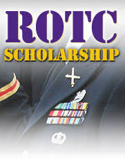 rotc scholarships are available to high students current