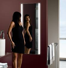 us design electric led lighted dressing room mirrors for hote