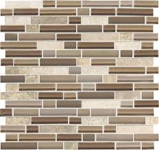 Backsplash Tile Daltile Phase Mosaics Stone And Glass Wall Tile - Daltile backsplash