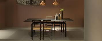 tavoli le corbusier tavolo moderno in quercia in noce americano in vetro lc6