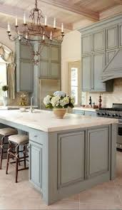 Blue Painted Kitchen Cabinets by Kitchen Stunning Light Green Kitchen Kitchen Cabinet Colors 2017