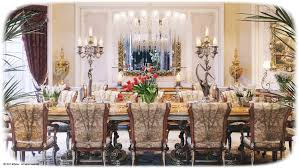 Luxury Dining Rooms - Luxury dining rooms