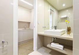 Storage For Towels In Small Bathroom by Bathroom Admirable Single Sink Vanity Bathroom With Single Tier