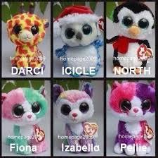 ty beanie boos icicles owl icicles beanie boos ty