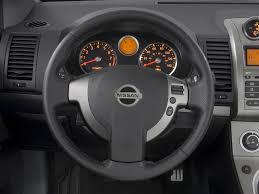 nissan sentra wheel size image 2009 nissan sentra 4 door sedan man se r spec v steering