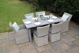 Grey Rattan Outdoor Furniture by Grey Wicker Garden Furniture