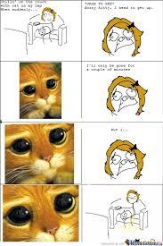 Too Cute Meme Face - cat too cute by dragonsblood meme center