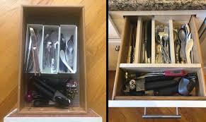 how to organize kitchen utensil drawer build your own drawer organizer