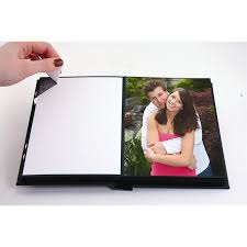 photo album with adhesive pages self stick albums dingword the key to business success