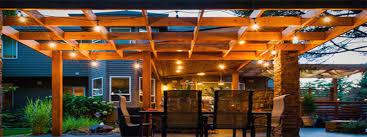 Outdoor Pergola Lights by 36 Pergola Ideas To Make Your Neighbors Jealous