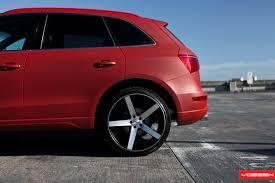 Audi Q5 Black Rims - vossen wheels audi q5 vossen cv3r