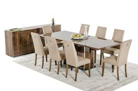 Modern Dining Room Sets Athen Italian Modern Dining Set
