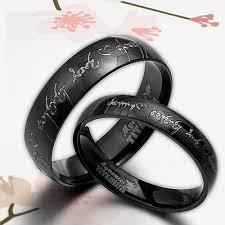 elvish wedding rings handmade anywords lord of ring elvish wedding rings set mymoment