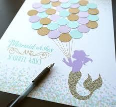baby shower invitations under the sea mermaid baby shower theme cimvitation