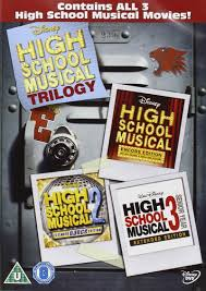 high school high dvd high school musical 1 3 dvd co uk zac efron