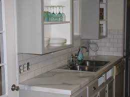 Marble Kitchen Countertops 4 Ways To Get The Look Of Marble Kitchen Countertops Without