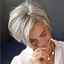 short hairstyles for seniors with grey hair short hairstyles very short hairstyles for grey hair awesome best