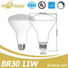 br30 flood light bulbs ac120v 11w ul energy star led light bulb dimmable br30 flood light