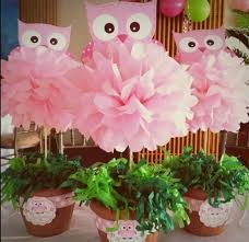 owl centerpieces fa35ddb10b318f178625d0a216653a51 jpg 565 549 pixels baby shower