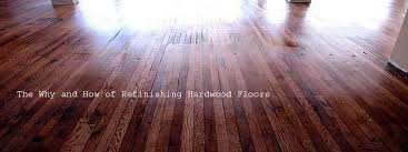 what are the steps involved in hardwood refinishing theflooringlady