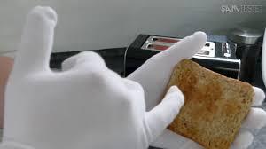 Bosch Toasters Bosch Toaster Tat8613 4k Deutsch Styline Serietest Youtube