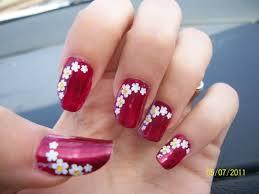 nail art stupendous flower nail art photos concept designs best