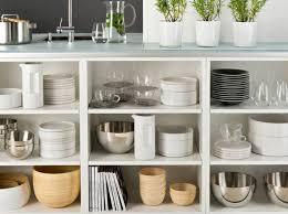 cuisine avec etagere cuisine des rangements beaux et pratiques décoration