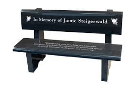 prices of headstones memorial benches granite memorial bench cremation bench