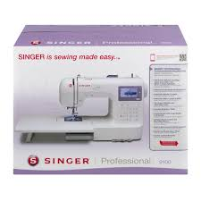 singer professional computerized sewing machine with extension