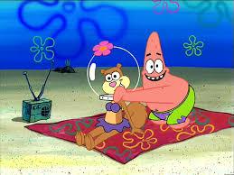 spongebob sandy relationship encyclopedia spongebobia fandom