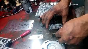 video 3 46re transmission shift kit install youtube