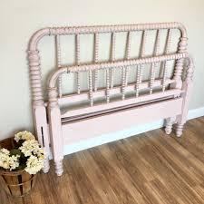 jenny lind bed three quarter bed pink bed frame antique