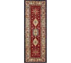 ruggable noor runner 2pc washable rug system page 1 u2014 qvc com