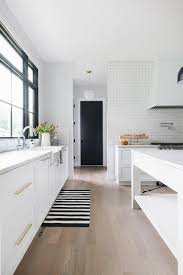 white shaker kitchen cabinets wood floors white shaker kitchen with light gray wood floors