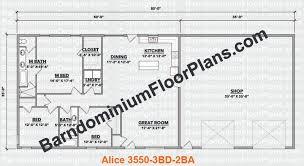 pole building home floor plans custom barndominium floor plans and stock pole barn homes