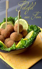 comment cuisiner les feves seches les falafels aux feves recette facile recettes faciles recettes