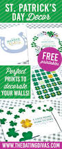 Prints For Home Decor St Patrick U0027s Day Prints The Dating Divas