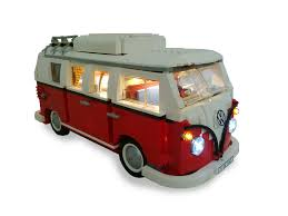 lego volkswagen mini led lighting kit for lego 10220 vw camper u2013 brick loot